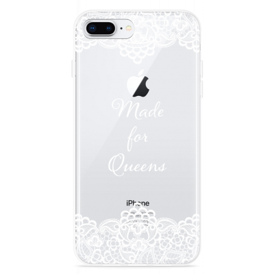 iPhone 8 Plus Hoesje Made for queens