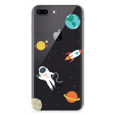 iPhone 8 Plus Hoesje Astronaut
