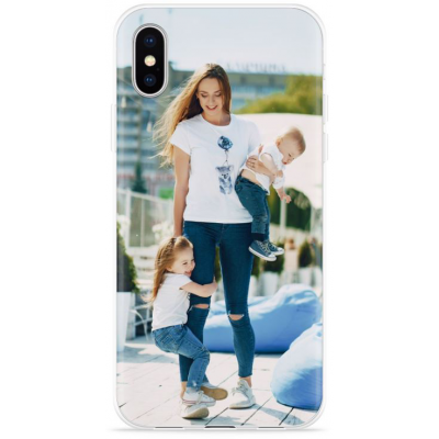 Apple iPhone Xs Hoesje met eigen Foto