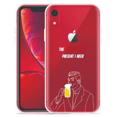 Apple iPhone Xr Hoesje Only Present I Need