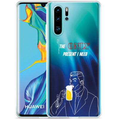 Huawei P30 Pro Hoesje Only Present I Need