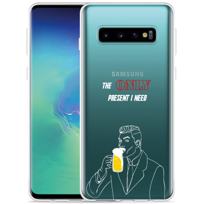 Galaxy S10 Hoesje Only Present I Need