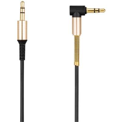 hoco Audiokabel 3.5mm - 1m - Wiko Lenny 5