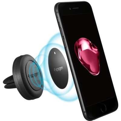 Spigen Magnetische Vent Houder - Universele telefoonhouder