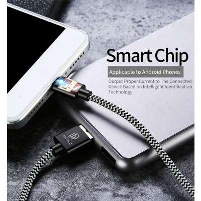 Dux Ducis Micro USB Kabel - 200cm - Zwart