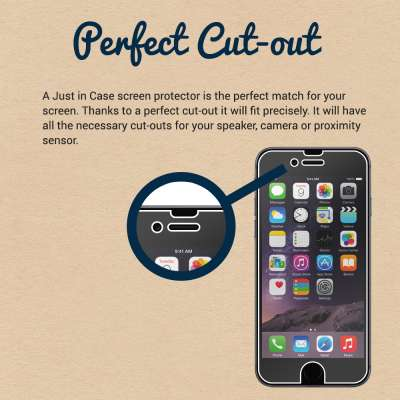 Just in Case Apple iPhone 5 / 5S / SE Screen Protector - 3 stuks
