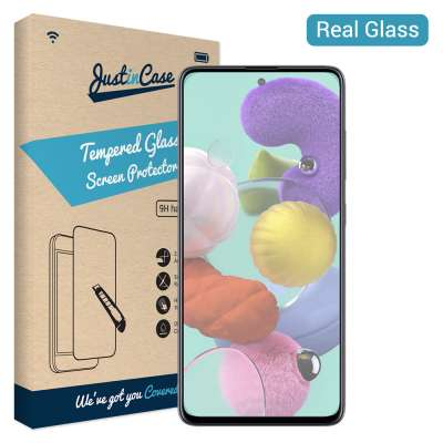 Just in Case Tempered Glass Samsung Galaxy A71