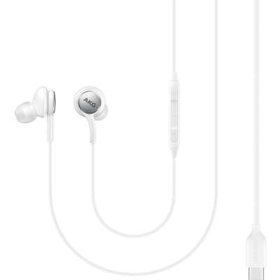Samsung USB-C AKG Headset - Wit