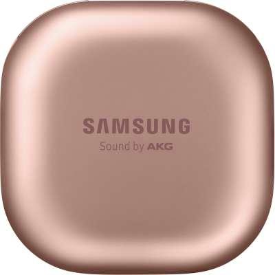 Samsung Galaxy Buds Live - Mystick Bronze