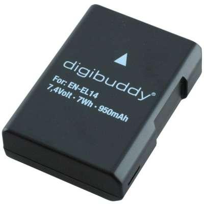 Digibuddy accu Nikon EN-EL14