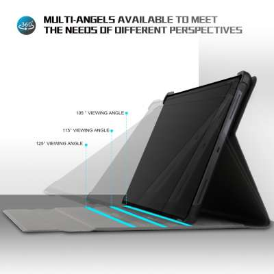 Samsung Galaxy Tab S6 Slimline QWERTY Bluetooth Keyboard zwart
