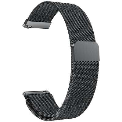 Just in Case Samsung Gear Sport Milanees armband - Zwart