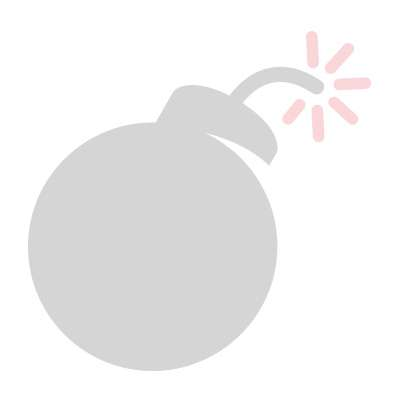 Just in Case Armband Double Chain Style voor Apple Watch 38/40mm - Zwart