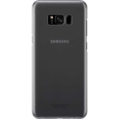 Samsung Galaxy S8 Plus Clear Cover Zwart