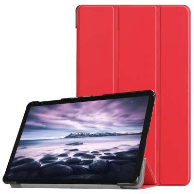 Samsung Galaxy Tab A 10.5 Smart Tri-Fold Case - Rood