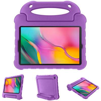 Samsung Galaxy Tab A 10.1 2019 Kids Case Ultra Paars