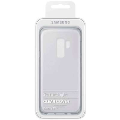 Samsung Galaxy S9 Plus Clear Cover - Transparant