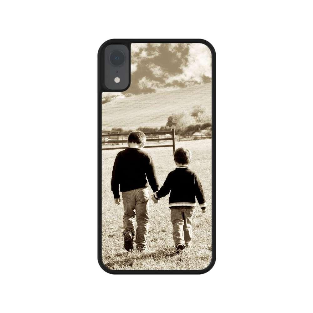 Apple iPhone XR Hardcase Hoesje zelf ontwerpen