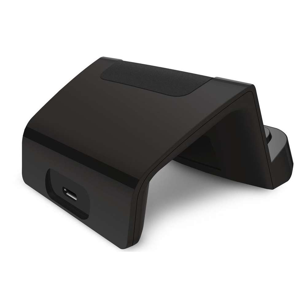 Docking station met USB-C aansluiting voor de Motorola Moto E5 Plus - black