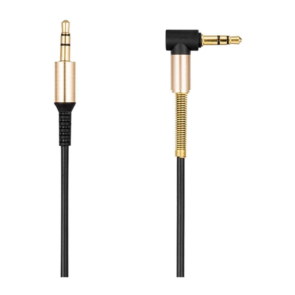 hoco Audiokabel 3.5mm - 1m - Wiko Lenny 4 Plus