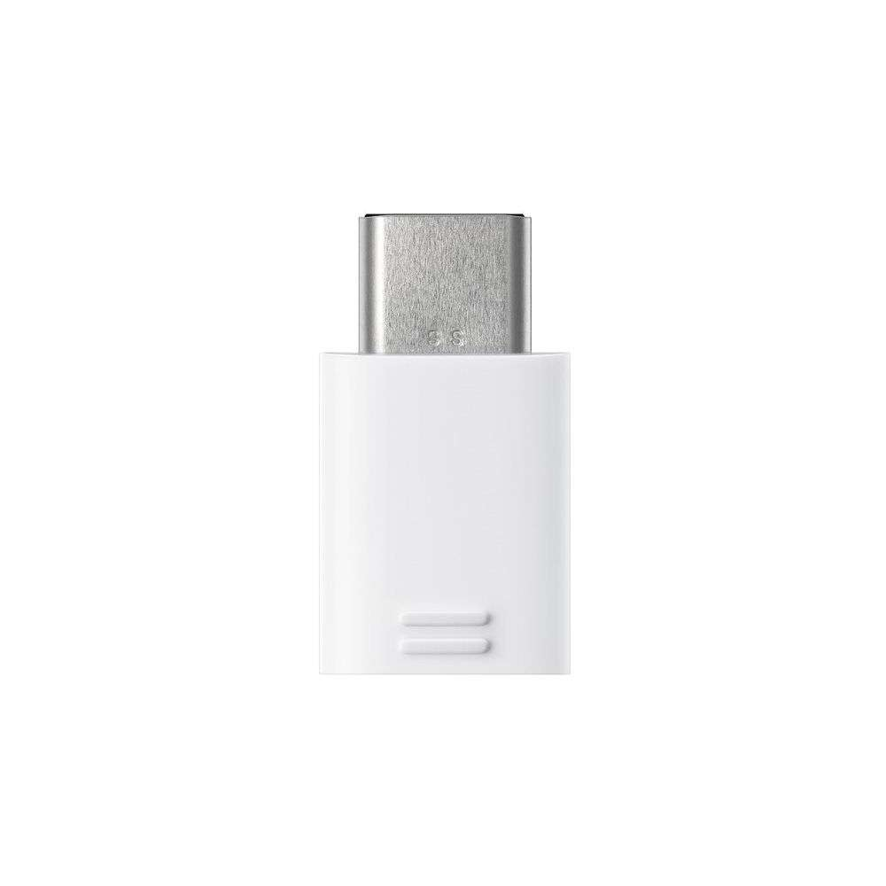 Samsung Adapter Micro USB naar USB-C - EE-GN930BW - White
