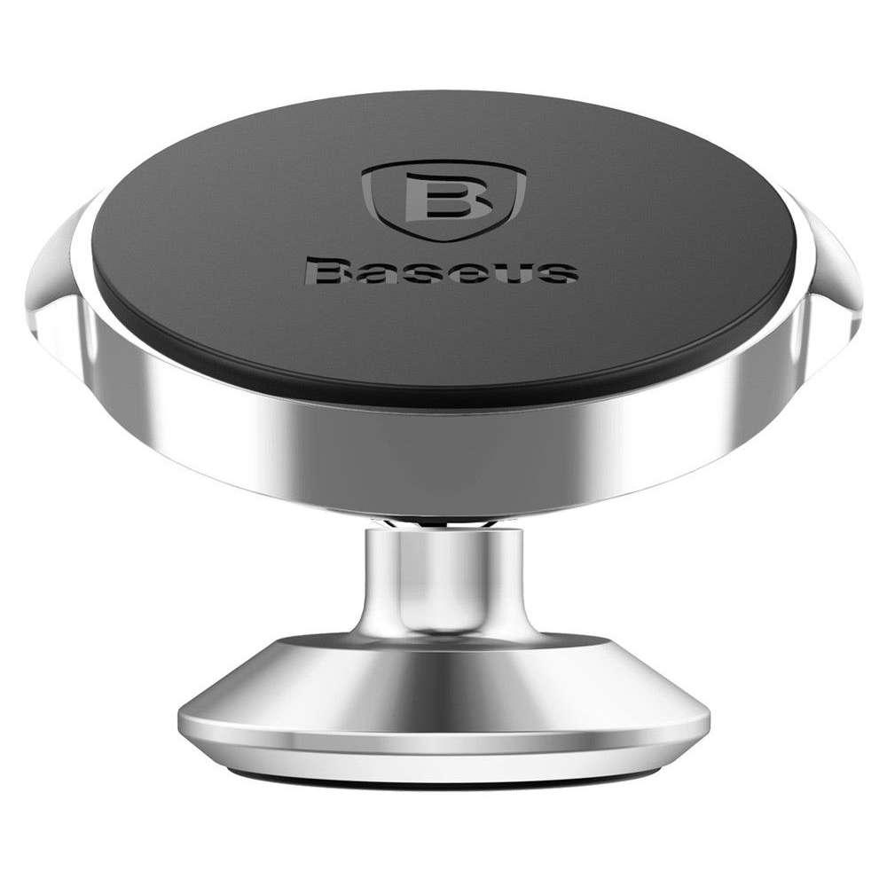 Baseus Magnetische Dashboard houder zilver