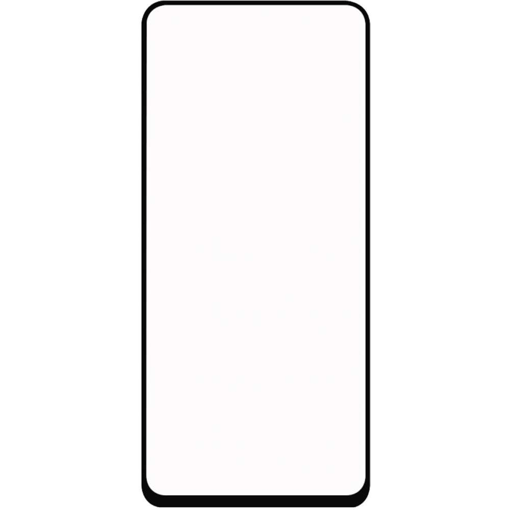 Just in Case Samsung Galaxy S21 Plus Full Cover Tempered Glass - Zwart