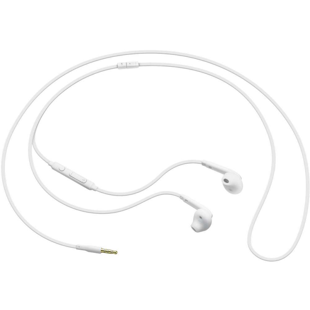 Samsung In-Ear Fit Stereo Headset - EO-EG920BW - White