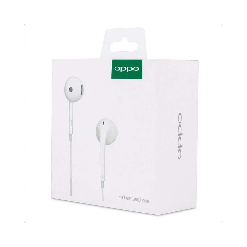 Oppo EarBuds USB-C MH135 - Wit