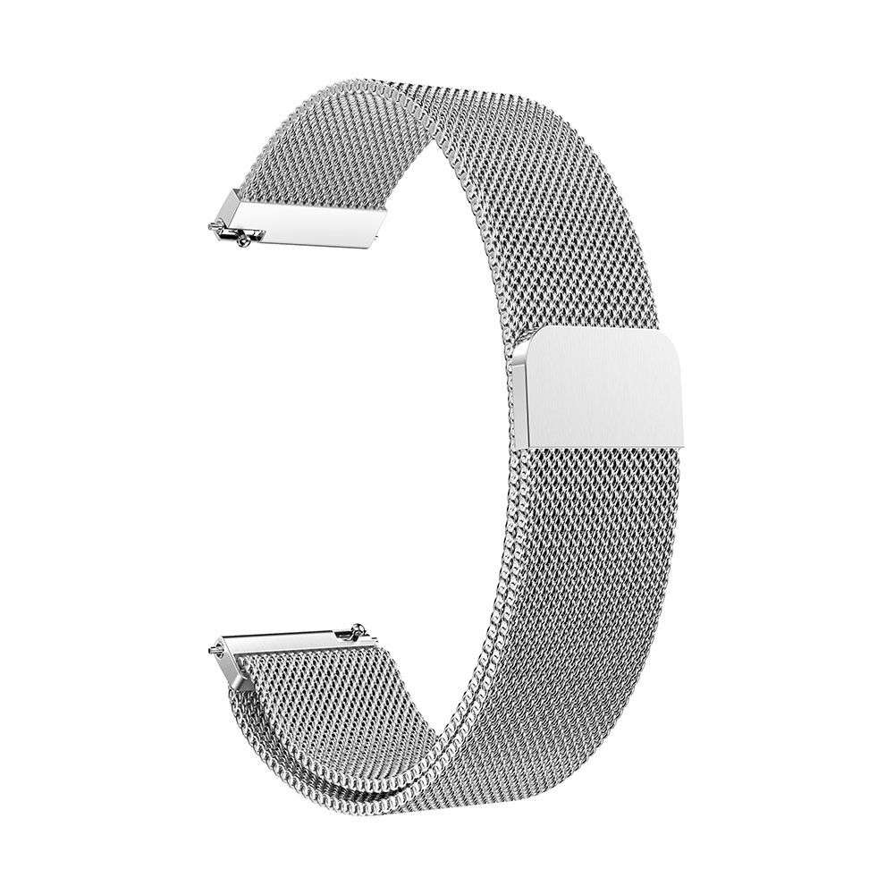 Just in Case Samsung Gear Sport Milanees armband - Zilver