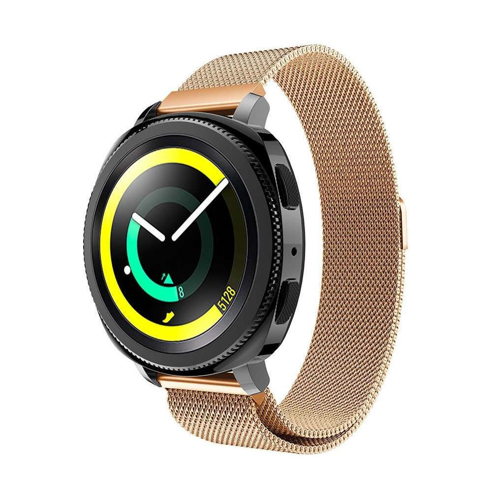 Just in Case Samsung Gear Sport Milanees armband - Rose Goud