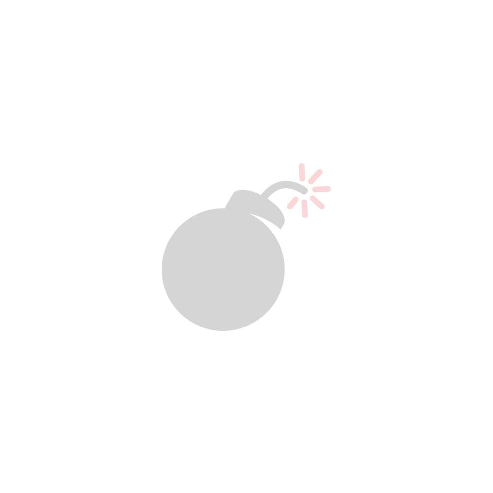 Just in Case Milanees armband voor Samsung Galaxy Watch Active - Zwart