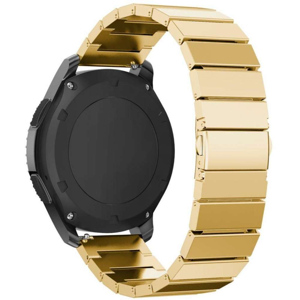 Just in Case Metalen armband Chain voor Samsung Gear S3 Classic / S3 Frontier - Gold