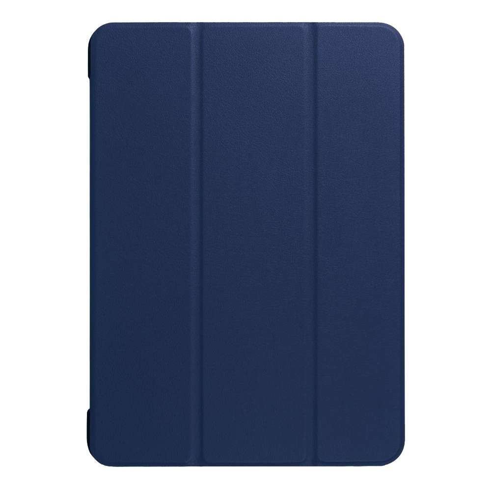 Apple iPad 9.7 (2017 / 2018) Smart Tri-Fold Case - Donker Blauw