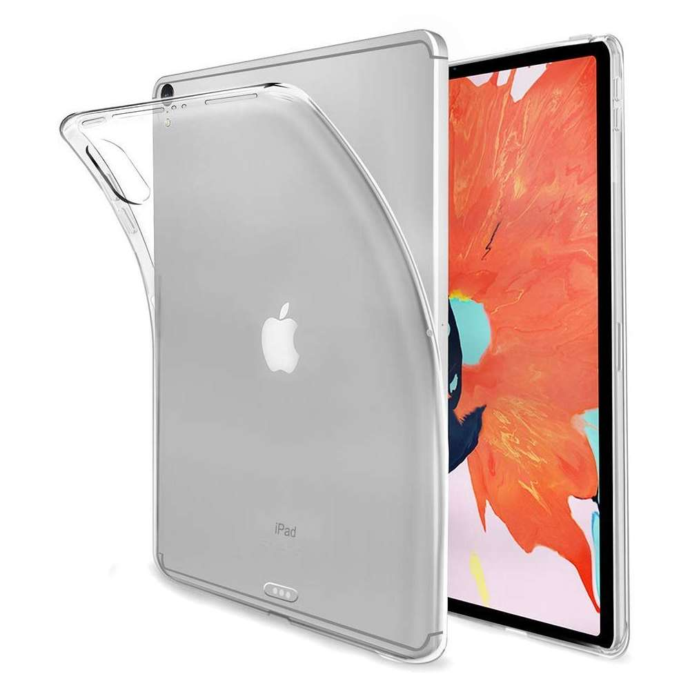 Apple iPad Pro 11 2018 Soft TPU case Transparent