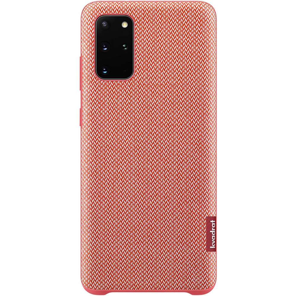 Samsung Galaxy S20 Plus Kvadrat Cover Rood