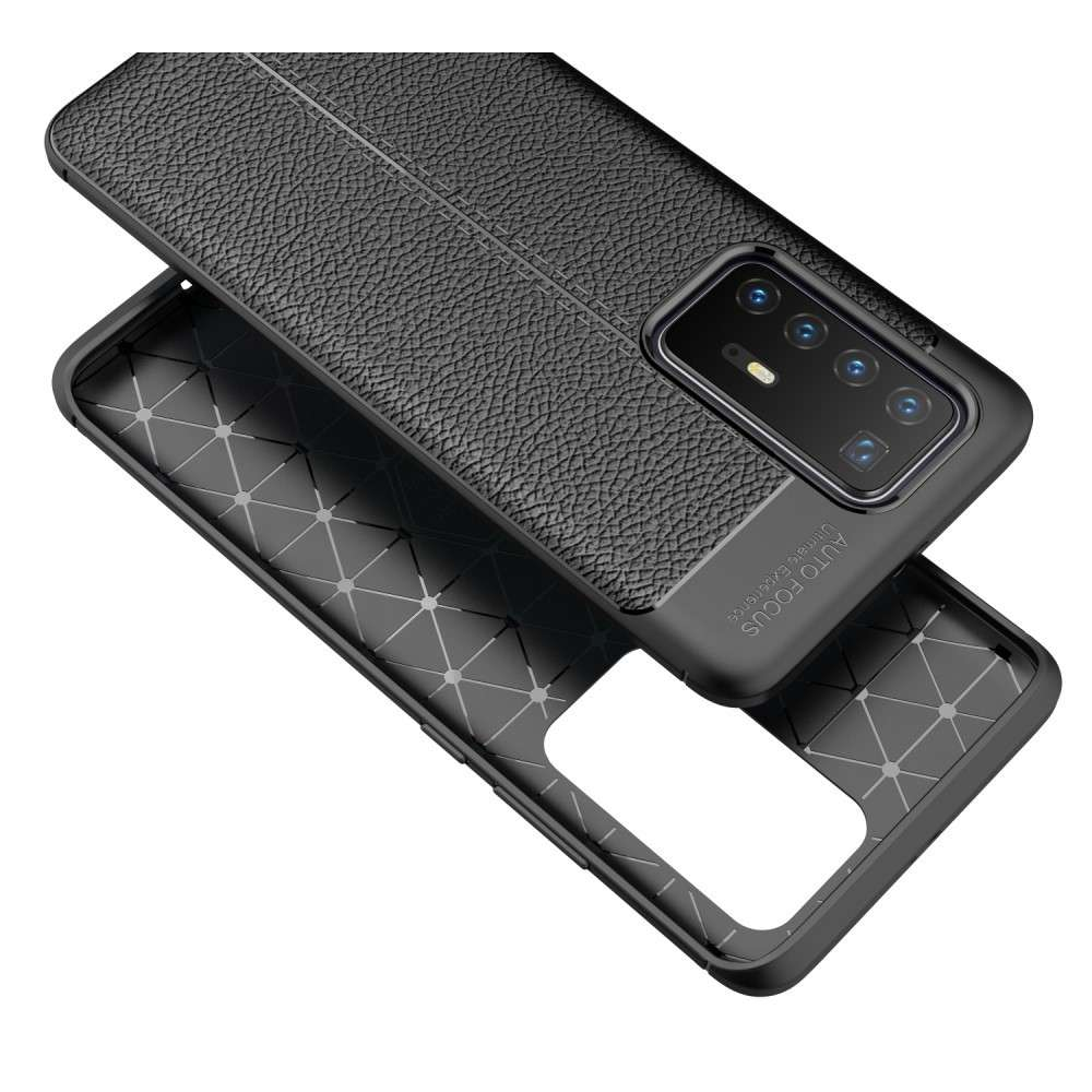 Just in Case Huawei P40 Pro Back Cover Zwart