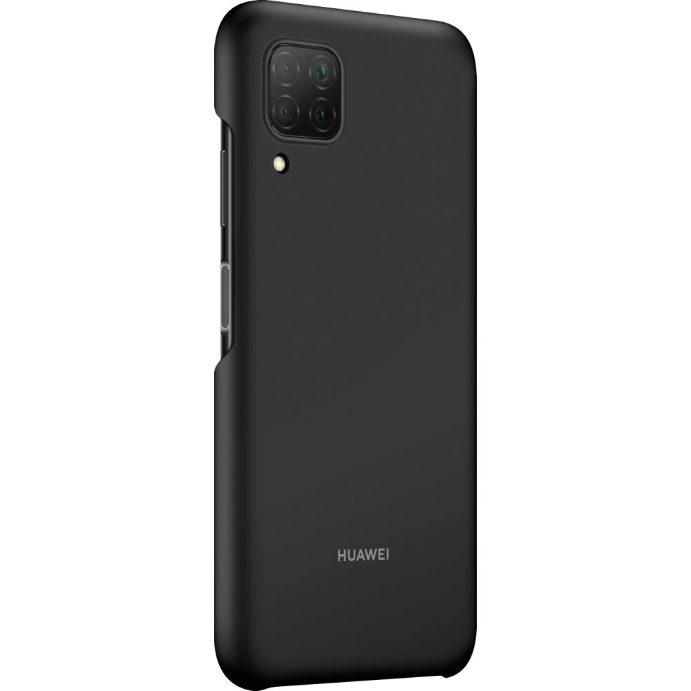 Huawei P40 Lite Protective Cover - Zwart