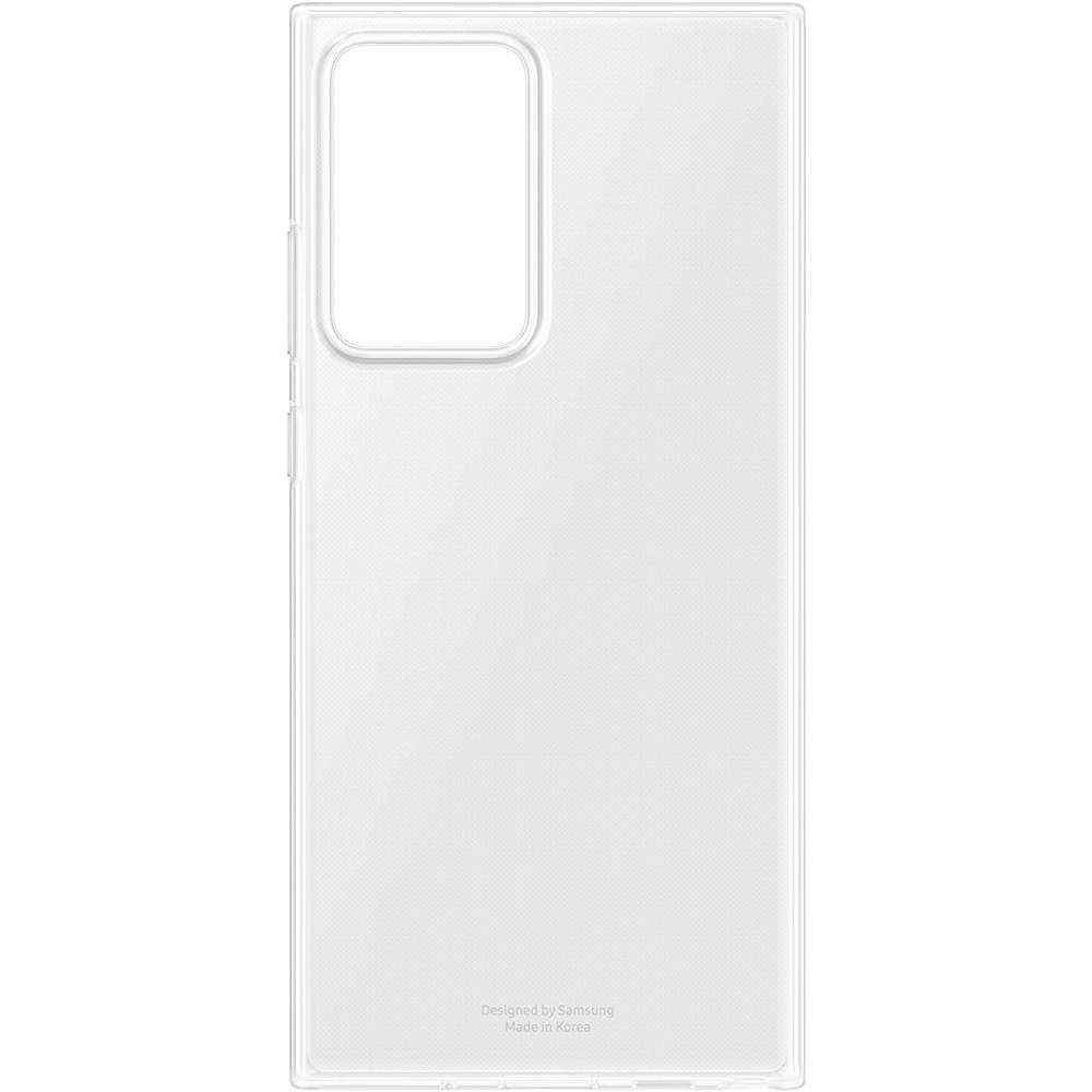 Samsung Galaxy Note 20 Ultra Clear Cover - Transparant