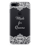 iPhone 7 Plus Hoesje Made for queens