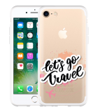 iPhone 7 Hoesje Go Travel The World