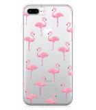 iPhone 7 Plus Hoesje Flamingo