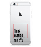 iPhone 6/6S Hoesje Think outside the Box