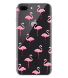 iPhone 8 Plus Hoesje Flamingo