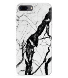 iPhone 8 Plus Hoesje Marmer Design