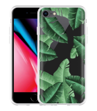 iPhone 8 Hoesje Palm Leaves