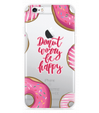 iPhone 6/6S Hoesje Donut Worry