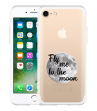 iPhone 7 Hoesje Fly me to the Moon
