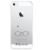 iPhone 5/5S/SE Hoesje The Boy Who Lived