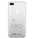 iPhone 7 Plus Hoesje The Boy Who Lived
